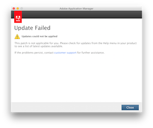 adobe patch installer