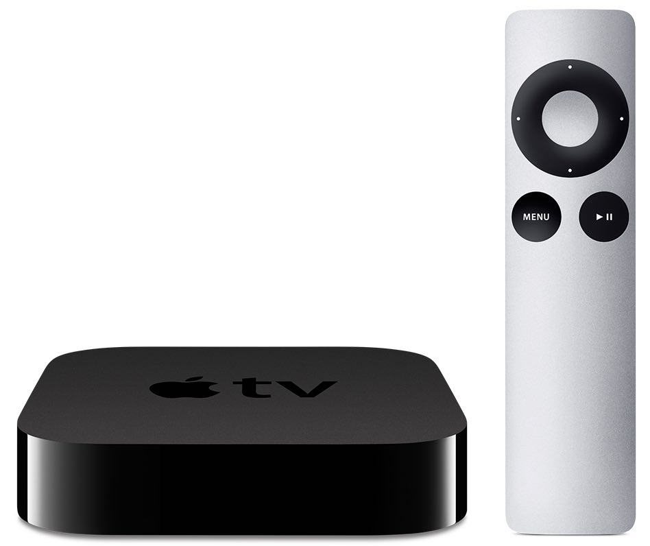 Apple TV illustration